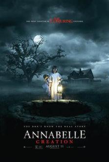 Annabelle Creation SuperTicket poster art