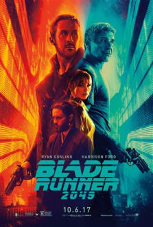 Blade Runner 2049 SuperTicket poster art