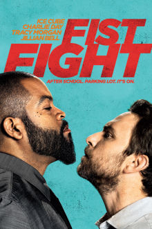 Fist Fight SuperTicket poster art