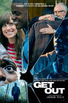 Get Out SuperTicket poster art