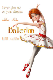 Ballerina SuperTicket poster art