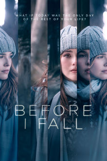 Before I Fall SuperTicket poster art