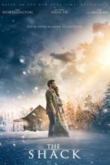 The Shack SuperTicket poster art