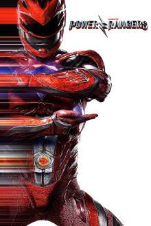 Power Rangers SuperTicket The Movie