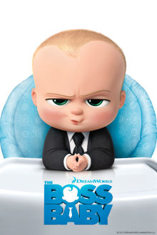 The Boss Baby SuperTicket The Movie