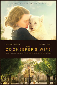 The Zookeepers Wife SuperTicket poster art
