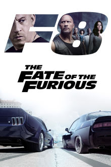 The Fate of the Furious SuperTicket The Movie