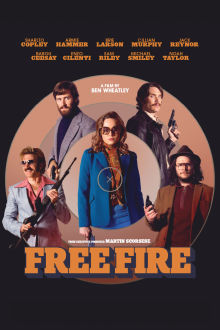 Free Fire SuperTicket The Movie