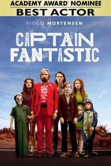 Captain Fantastic The Movie