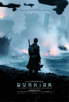 Dunkirk 70MM SuperTicket The Movie