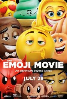 The Emoji Movie SuperTicket poster art