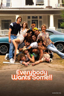 Everybody Wants Some!! SuperTicket The Movie