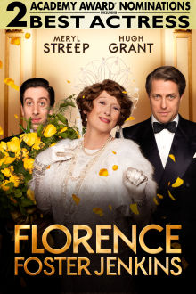 Florence Foster Jenkins The Movie