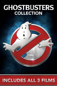 Ghostbusters Collection SD The Movie