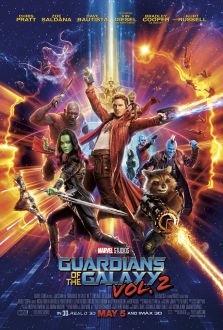 Guardians of the Galaxy Vol. 2 SuperTicket The Movie