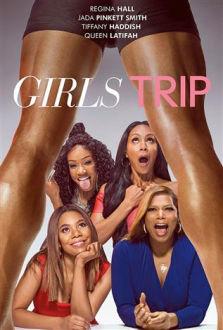 Girls Trip SuperTicket poster art