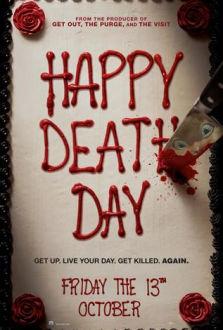 Happy Death Day SuperTicket poster art