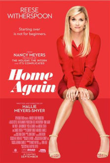 Home Again SuperTicket poster art