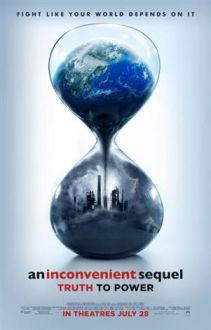 An Inconvenient Sequel Truth To Power SuperTicket poster art