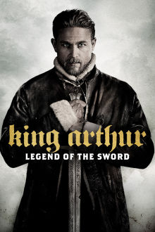 King Arthur: Legend of the Sword (Pre-order) The Movie
