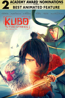 Kubo And The Two Strings The Movie