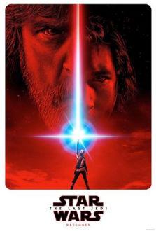 Star Wars The Last Jedi SuperTicket poster art