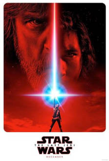Star Wars: The Last Jedi IMAX 3D SuperTicket The Movie