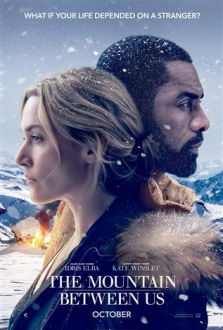 The Mountain Between Us SuperTicket poster art
