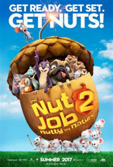 The Nut Job 2: Nutty by Nature SuperTicket The Movie