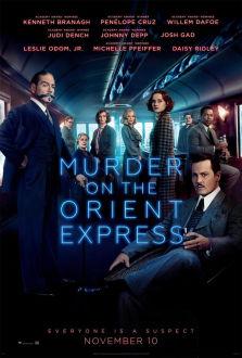 Murder on the Orient Express SuperTicket poster art