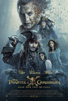 Pirates: Dead Men Tell No Tales IMAX3D SuperTicket The Movie