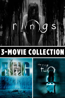 Rings 3-Movie Collection HD The Movie