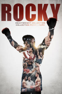 Rocky Heavyweight Collection SD The Movie