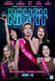 Rough Night SuperTicket The Movie