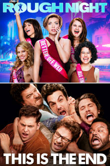 Rough Night & This Is The End - Double Feature HD The Movie