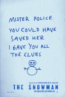 The Snowman SuperTicket poster art
