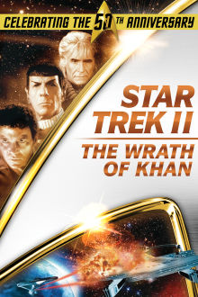 Star Trek II: the Wrath of Khan The Movie