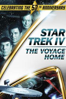 Star Trek IV: The Voyage Home The Movie