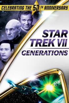 Star Trek VII: Generations The Movie