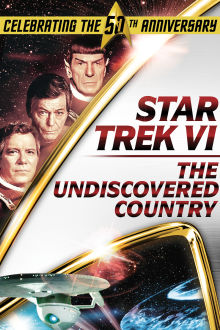 Star Trek VI: The Undiscovered Country The Movie