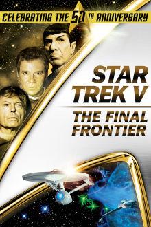 Star Trek V: The Final Frontier The Movie