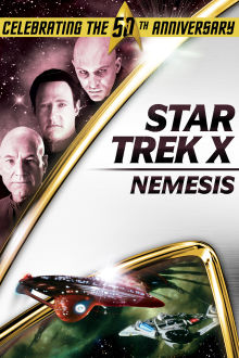 Star Trek X: Nemesis The Movie