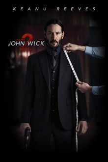 John Wick: Chapter 2 (Pre-order) The Movie