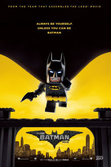 The Lego Batman Movie SuperTicket The Movie