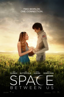 The Space Between Us SuperTicket The Movie