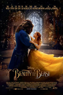 Beauty and the Beast IMAX SuperTicket The Movie