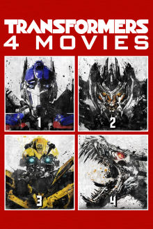 Transformers 4 Movie Collection The Movie