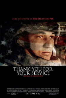 Thank You For Your Service SuperTicket poster art