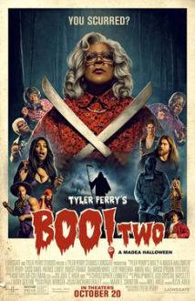 Tyler Perrys Boo 2 A Madea Halloween SuperTicket poster art