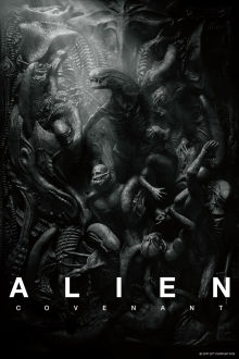 Alien: Covenent 4DX SuperTicket The Movie